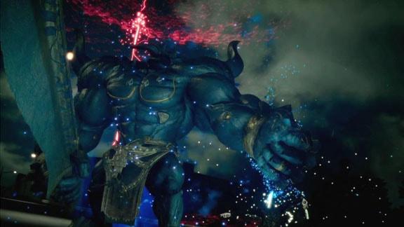 ファイナルファンタジー15の鉄巨人