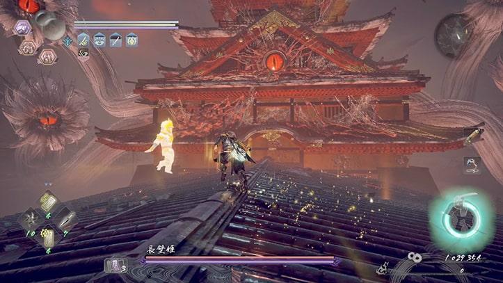 仁王2の長壁姫