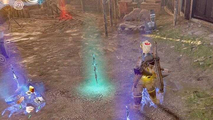 仁王2の血刀塚と義刃塚の画像