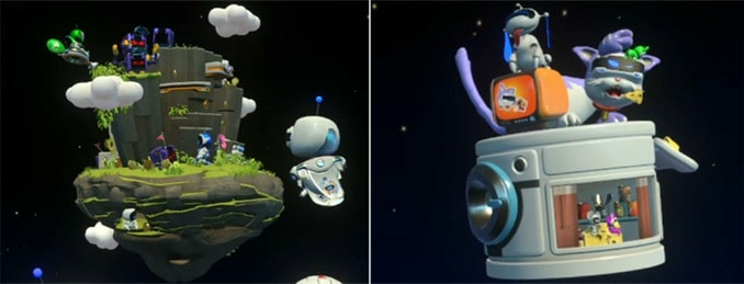 VRの惑星