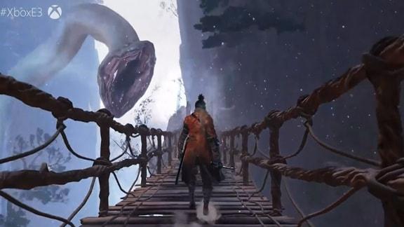フロム・ソフトウェアのSekiroの画像