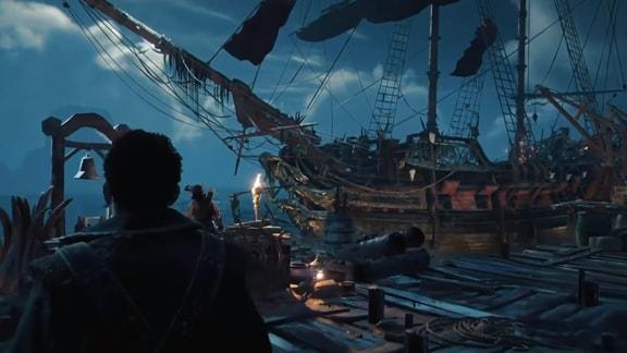 Skull & Bonesのゲーム画像